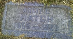 Adsit C Hatch