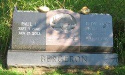 Judy Ann <i>Roberts</i> Bergeron