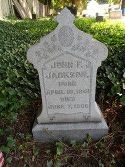 John F. Jackson