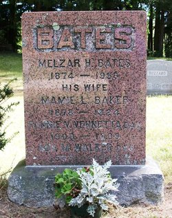 Melzar H Bates