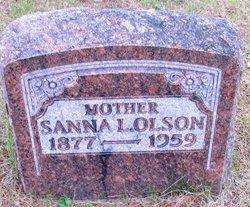 Sanna L Susanna <i>Nikkonen</i> Olson