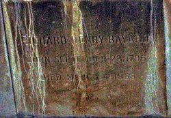 Richard Henry Bayard