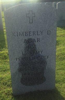 Sgt Kimberly Diane Agar