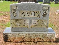 Lonnie Coleman Amos