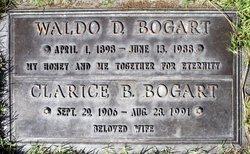 Clarice Bernita <i>Parsons</i> Bogart