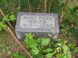 Mary <i>Pugh</i> Bolen