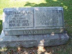 Nellie Frances Nell <i>King</i> Baker