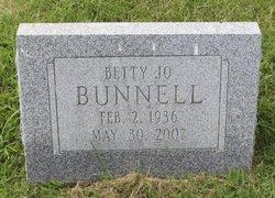 Betty Jo Bunnell