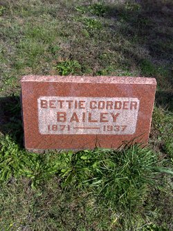 Bettie <i>Corder</i> Bailey