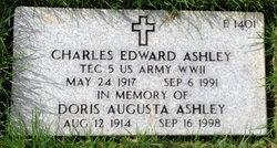 Doris Augusta Ashley