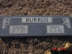 Frank Vaughn Burrus, Jr