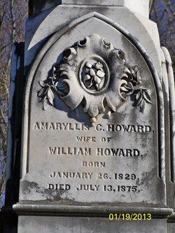 Amaryllis Clark <i>Botsford</i> Howard