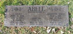 Joseph Hagan Abell
