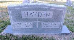 James Mills Hayden