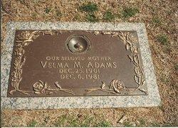 Velma Mendora <i>Jett</i> Adams