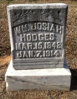 William Josiah Hodges