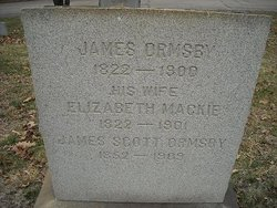 Elizabeth <i>Mackie</i> Ormsby
