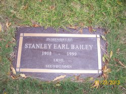 Stanley Earl Bailey