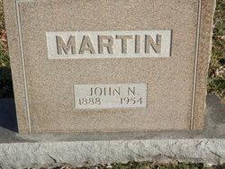 John N. Martin