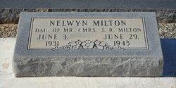 Nelwyn Milton