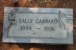 Sarah B Sally <i>Little</i> Gabbard