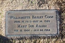 Mary Sue Allen