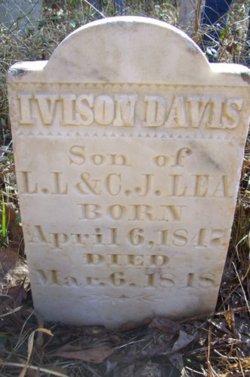 Ivison Davis Lea