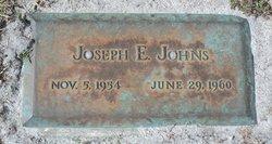 Joseph Eugene Johns