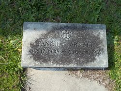 Fannie P. Arnett