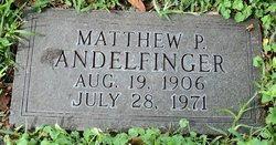 Matthew P. Andelfinger