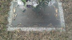 Larry Roy Nix