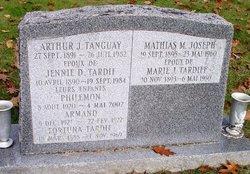 Marie J <i>Tardiff</i> Joseph