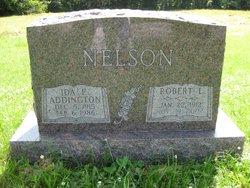 Ida Ellen <i>Addington</i> Nelson