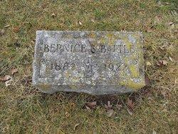 Bernice Stearns <i>Chamberlin</i> Battle