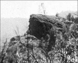 65 Yuki Indians Killed at Bloody Rock