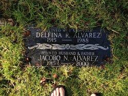 Delfina <i>Ramos</i> Alvarez