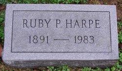 Ruby <i>Pate</i> Harpe