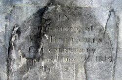 Benjamin Chamberlain