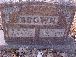 John Jacob Jake Brown