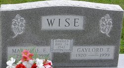 Gaylord T. Wise