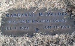 Margaret May <i>Tubman</i> Valdez