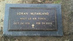Loran Mac McFarland
