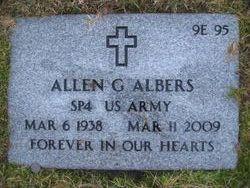 Allen George Albers