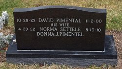 David Dave Pimental