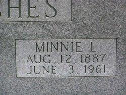 Minnie Lee <i>Still</i> Dyches