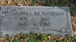 Leona Blanche <i>Clark</i> Richardson