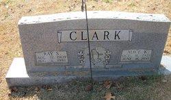 Alice Katherine <i>Vincent</i> Clark