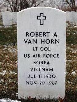 Robert A Van Horn