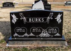 Floyd W Burks