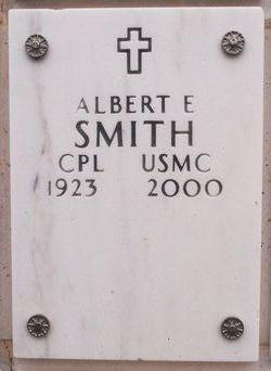 Corp Albert E Smith